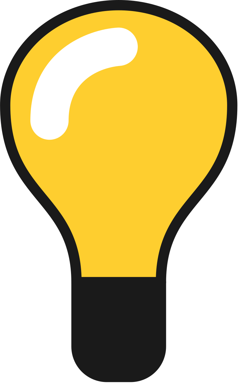 style light bulb on Vector images in PNG and SVG | Icons8 Illustrations