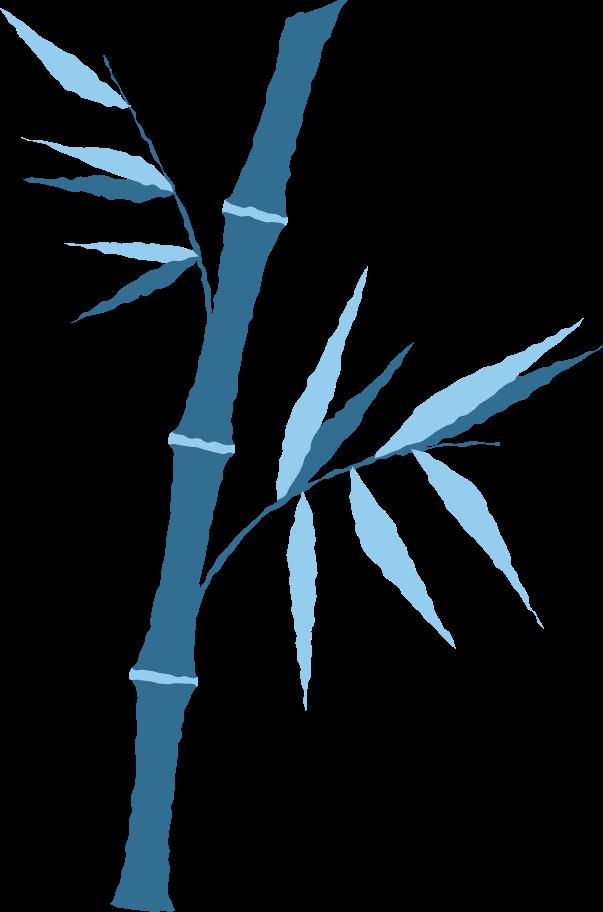 PNGとSVGの  スタイルの 葉と竹 ベクターイメージ   Icons8 イラスト