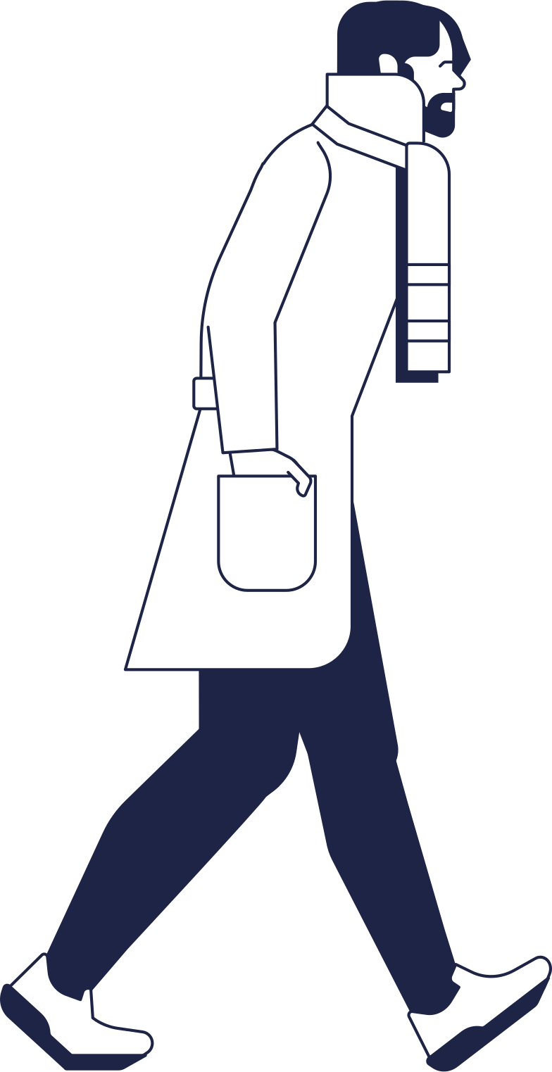 searching  sherlock line Clipart illustration in PNG, SVG