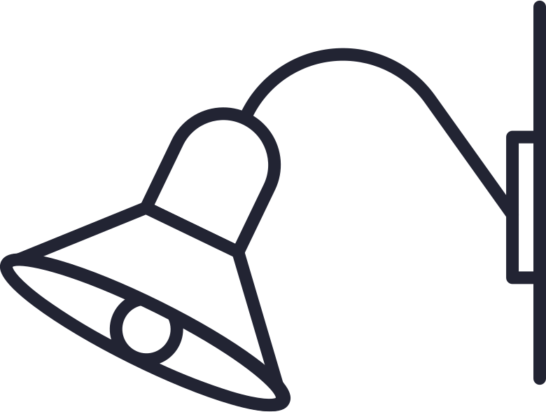 wall light Clipart illustration in PNG, SVG