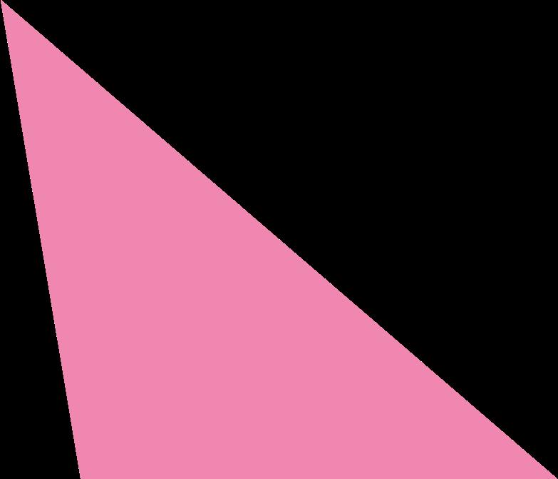 scalene pink Clipart illustration in PNG, SVG