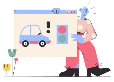 style Traffic laws images in PNG and SVG | Icons8 Illustrations