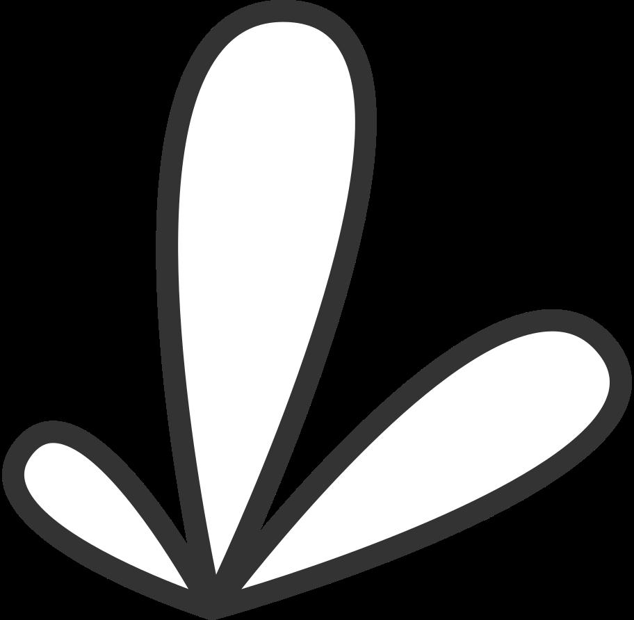 success 2  leaves Clipart illustration in PNG, SVG
