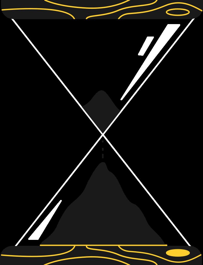 hourglass Clipart-Grafik als PNG, SVG