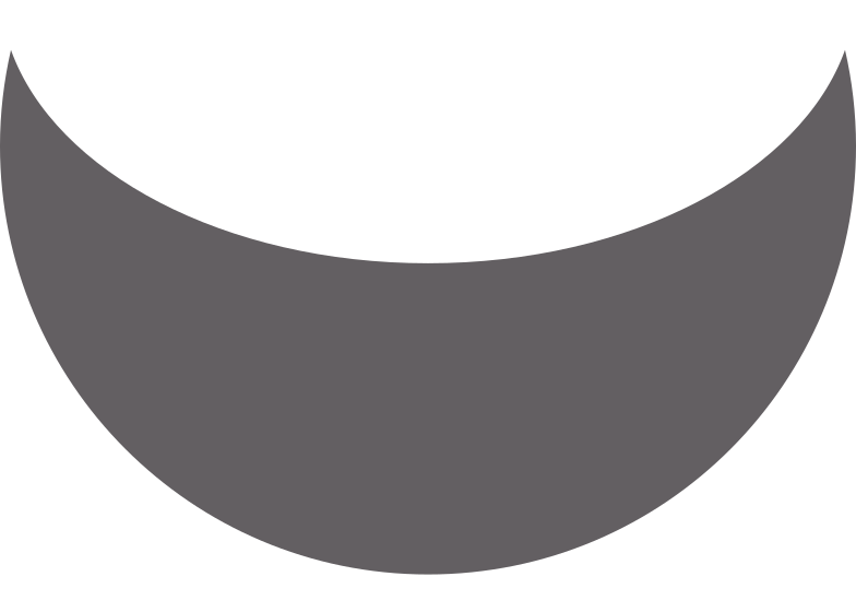 style crescent grey Vector images in PNG and SVG | Icons8 Illustrations