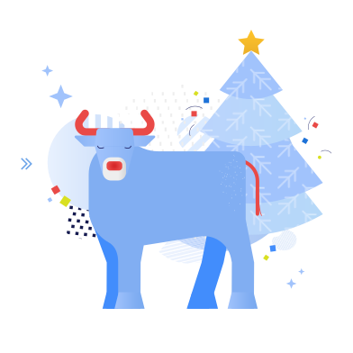 style Year of the bull images in PNG and SVG | Icons8 Illustrations
