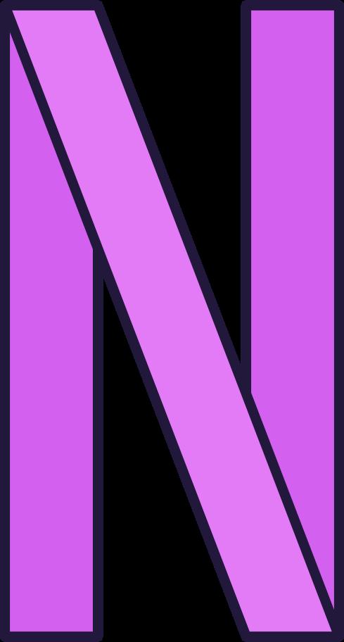 netflix Clipart illustration in PNG, SVG