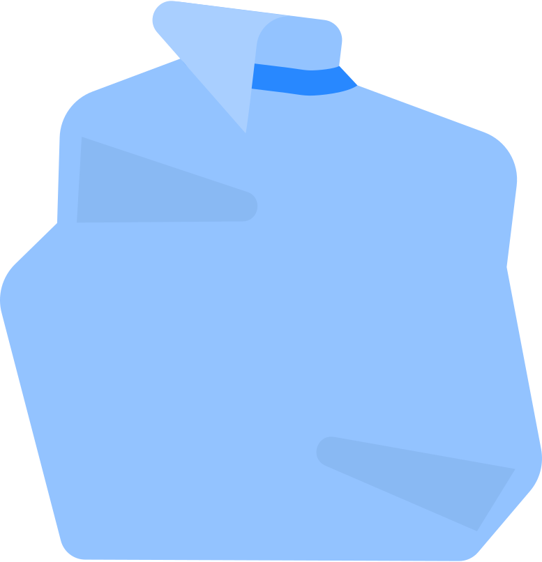 Ilustración de clipart de santa sack en PNG, SVG
