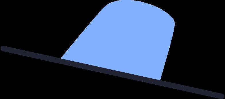 cinema  hat Clipart illustration in PNG, SVG