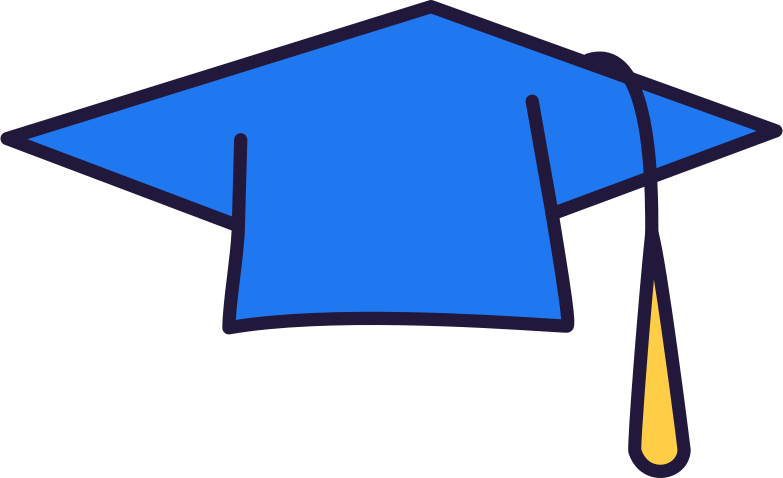 style graduate cap Vector images in PNG and SVG | Icons8 Illustrations