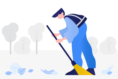 style Street cleaner  images in PNG and SVG | Icons8 Illustrations