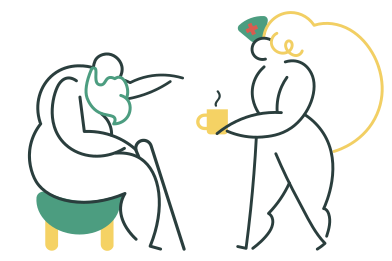 style Senior care images in PNG and SVG | Icons8 Illustrations