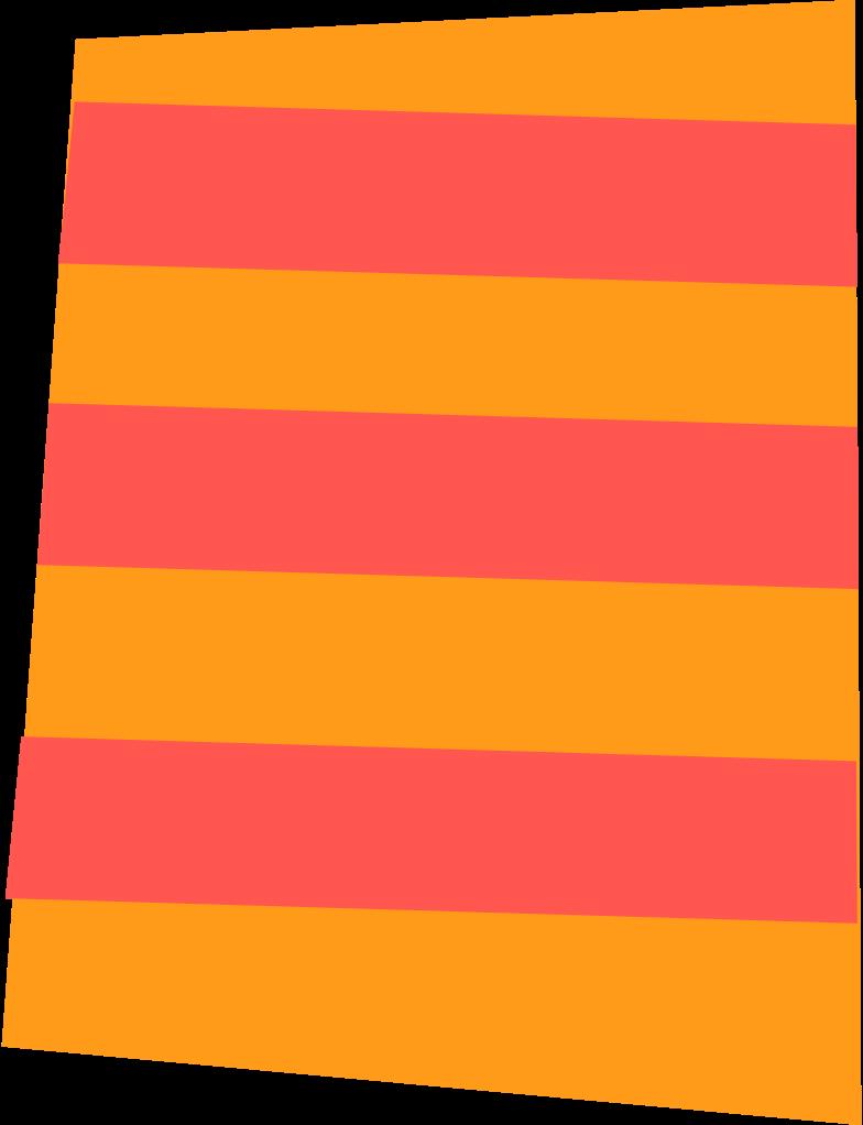towel Clipart illustration in PNG, SVG