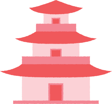 style pagoda tall with doors images in PNG and SVG | Icons8 Illustrations