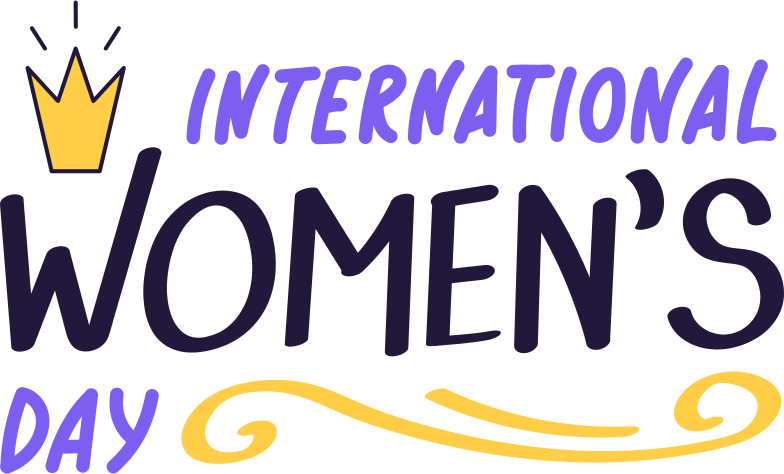 international women day Clipart illustration in PNG, SVG