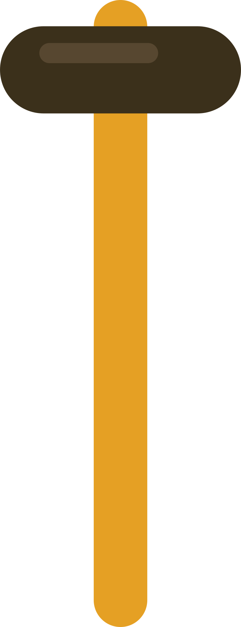 hammer sledgehammer Clipart illustration in PNG, SVG