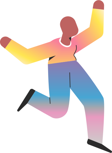 style old jumping images in PNG and SVG | Icons8 Illustrations
