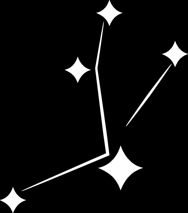star system Clipart illustration in PNG, SVG