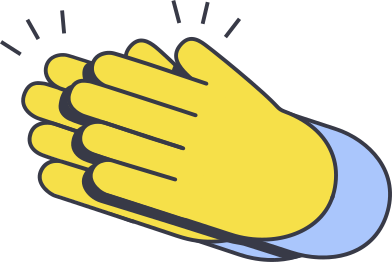 style clapping hands images in PNG and SVG | Icons8 Illustrations