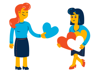 style Heart as a gift images in PNG and SVG   Icons8 Illustrations