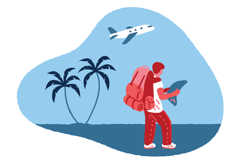 style Traveling Vector images in PNG and SVG | Icons8 Illustrations