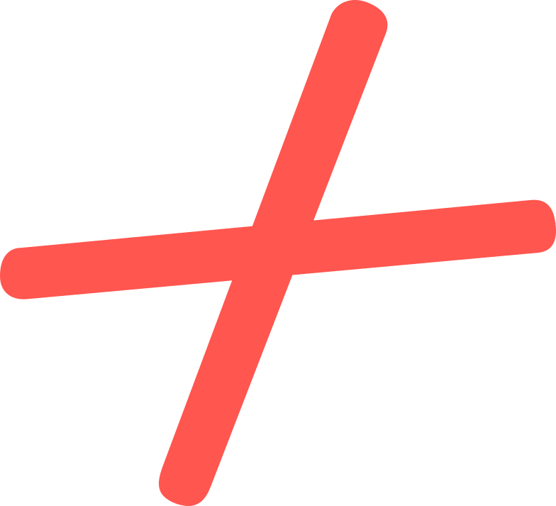 no connection  cross Clipart illustration in PNG, SVG