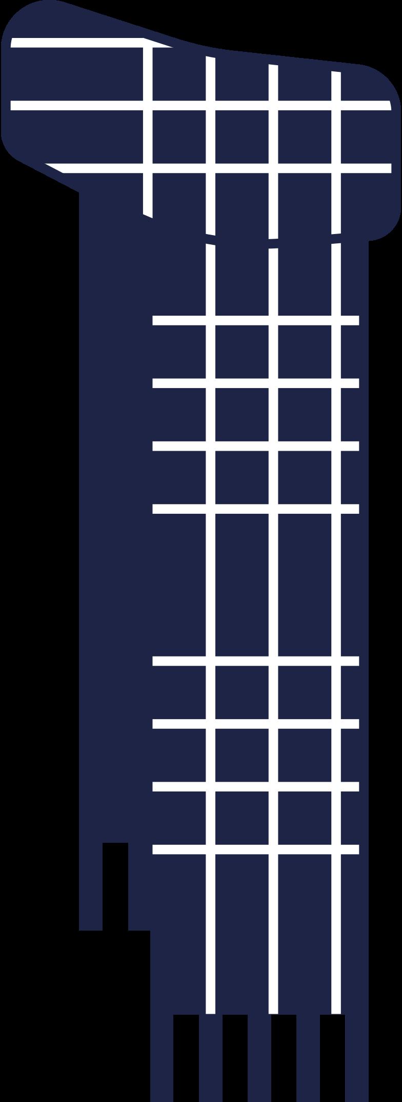 Illustration clipart écharpe aux formats PNG, SVG