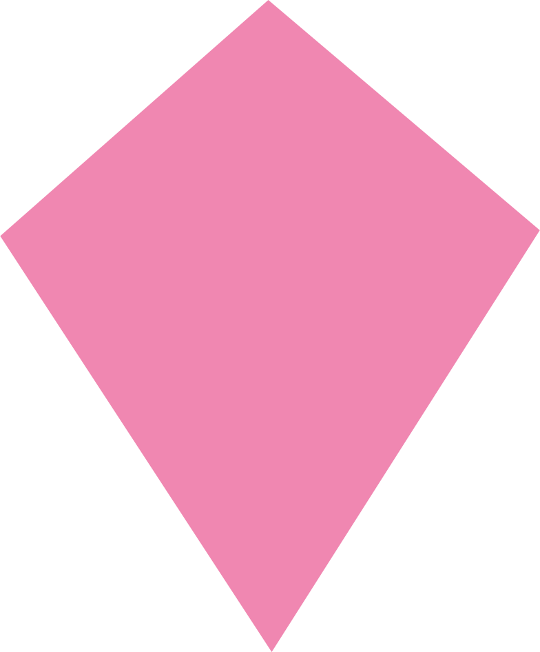 kite pink Clipart illustration in PNG, SVG