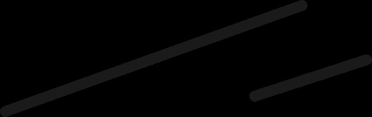 unsubscribed envelope lines Clipart illustration in PNG, SVG