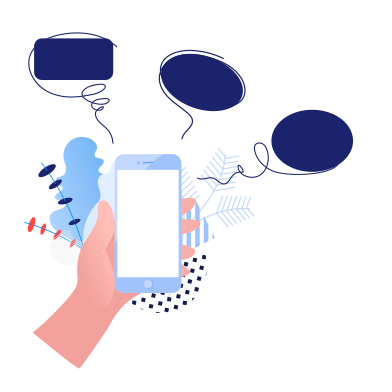 style Chatting and speech bubbles images in PNG and SVG | Icons8 Illustrations