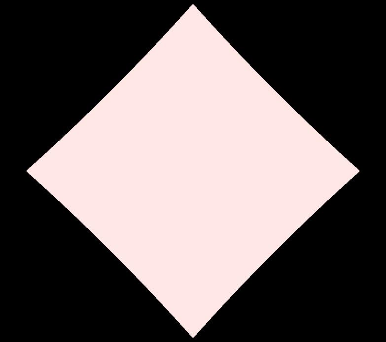 rhombus beige Clipart illustration in PNG, SVG