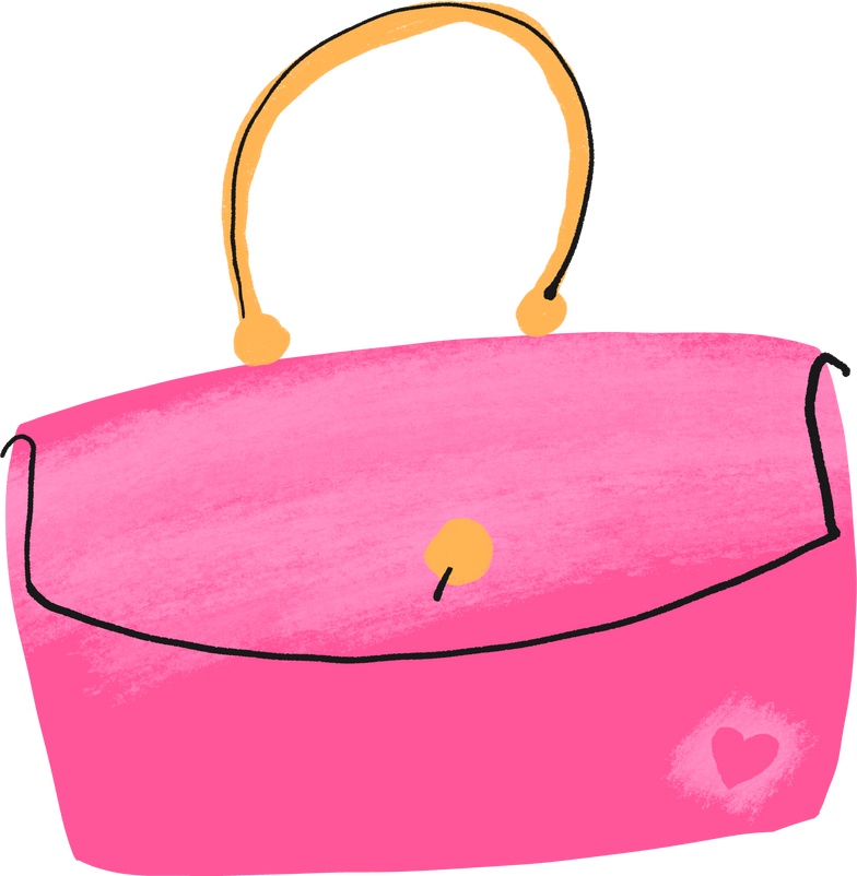 pouch Clipart illustration in PNG, SVG