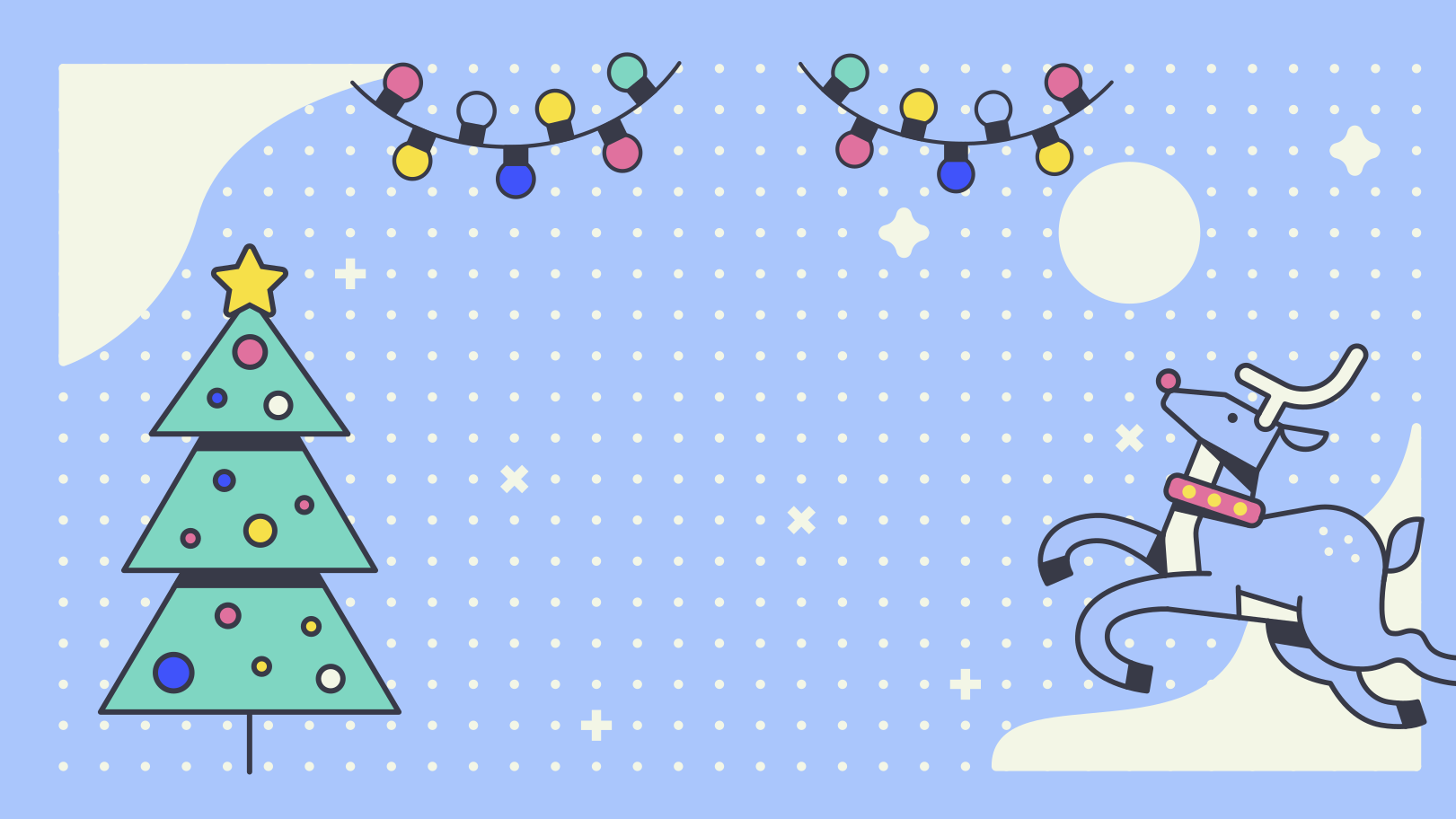 Christmas mood Clipart illustration in PNG, SVG