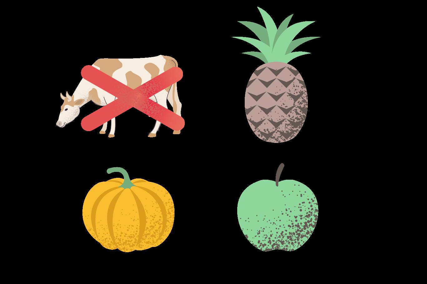 Choose veggies Clipart illustration in PNG, SVG