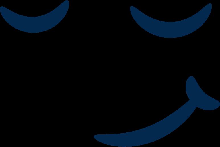 emotion calm Clipart illustration in PNG, SVG