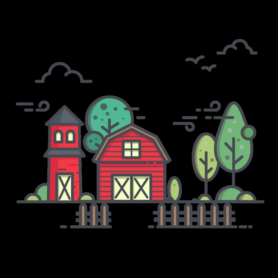 Farming Clipart illustration in PNG, SVG