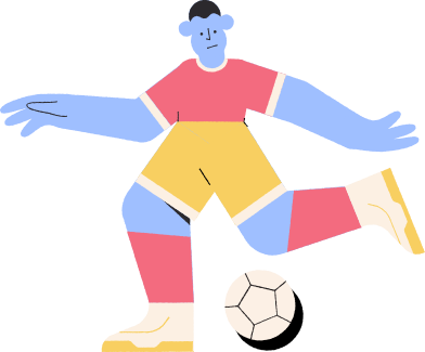 style footballer images in PNG and SVG | Icons8 Illustrations