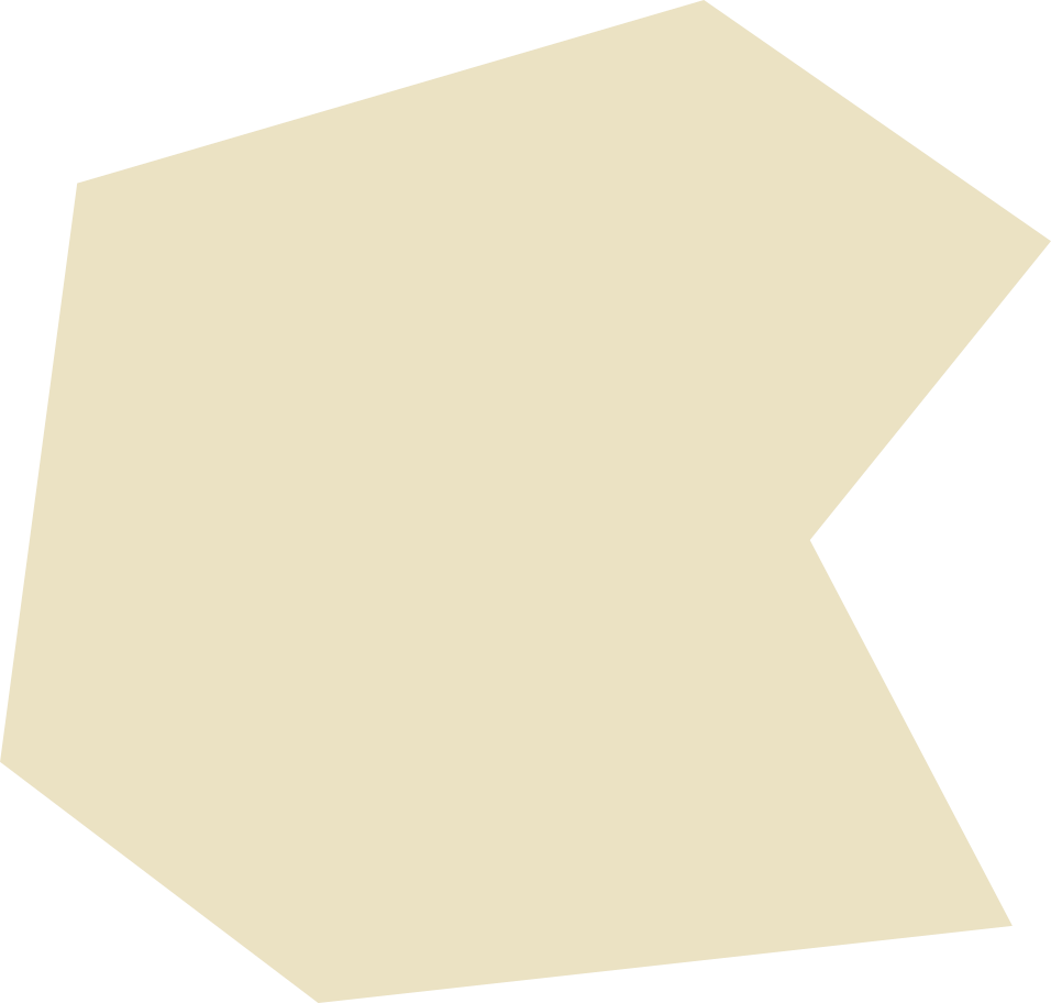 polygon beige Clipart illustration in PNG, SVG