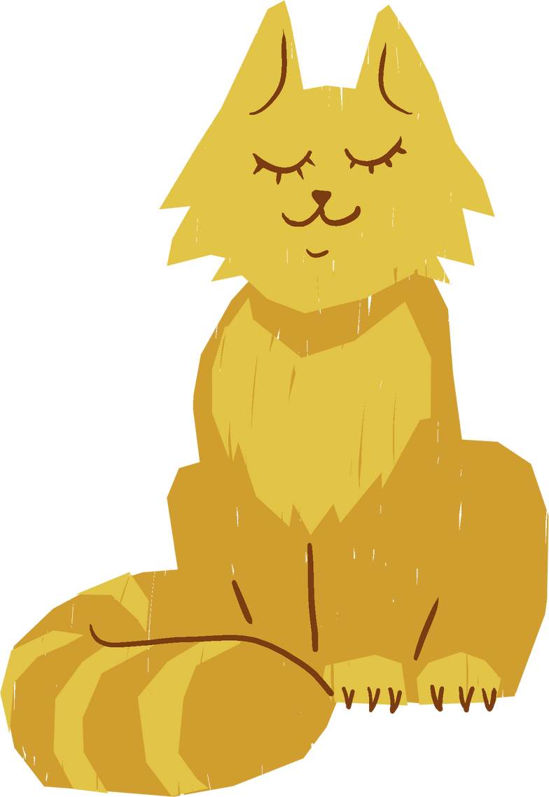 style cat-yellow Vector images in PNG and SVG | Icons8 Illustrations