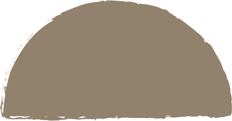semicircle-dark-grey Clipart illustration in PNG, SVG
