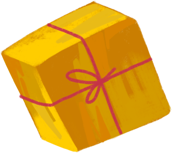 style yellow gift Vector images in PNG and SVG | Icons8 Illustrations