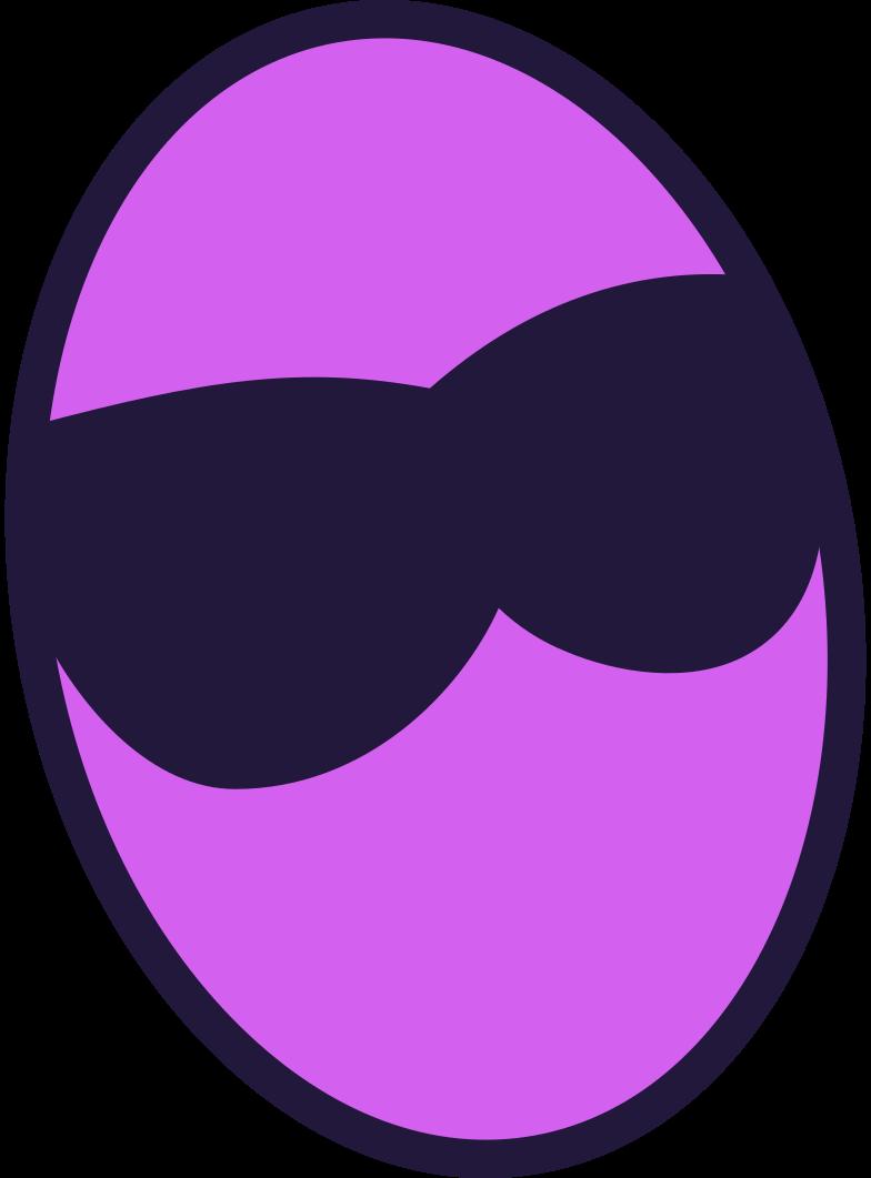 criminal mask Clipart illustration in PNG, SVG