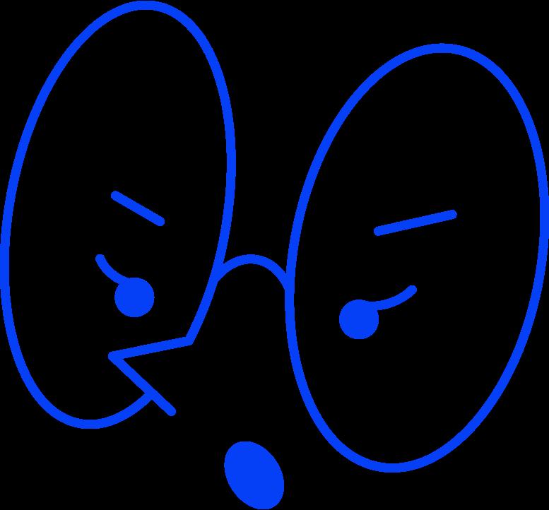 face Clipart illustration in PNG, SVG