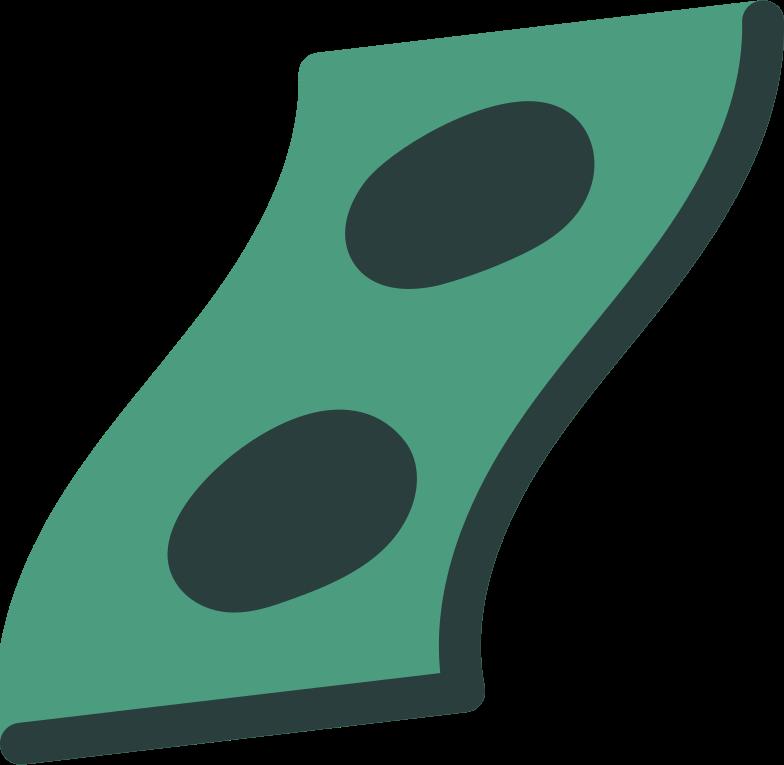 dollar Clipart-Grafik als PNG, SVG