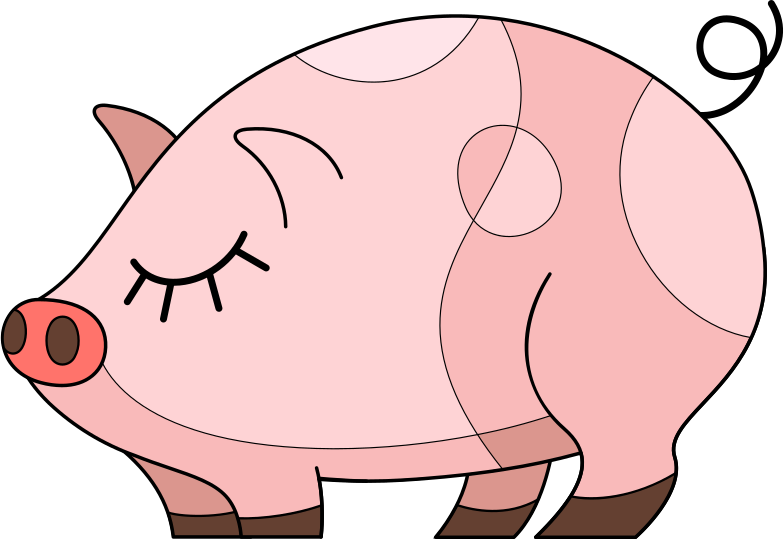 style piggy Vector images in PNG and SVG | Icons8 Illustrations