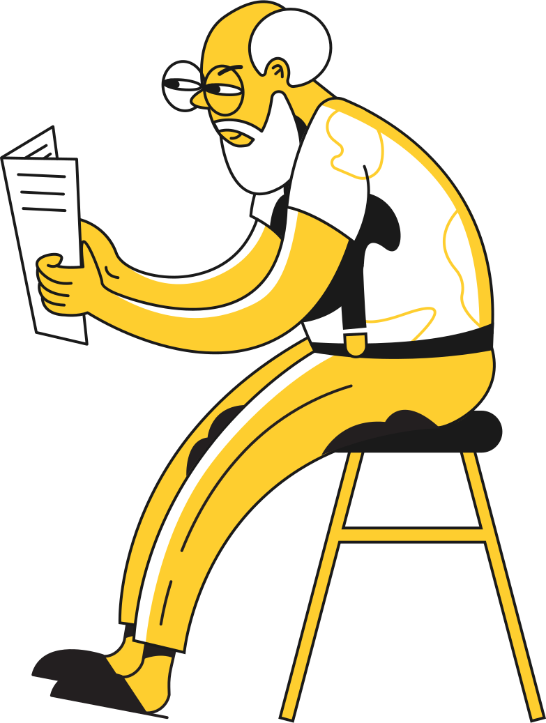 s grandfather Clipart illustration in PNG, SVG