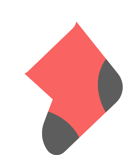 style christmas sock with fur images in PNG and SVG   Icons8 Illustrations