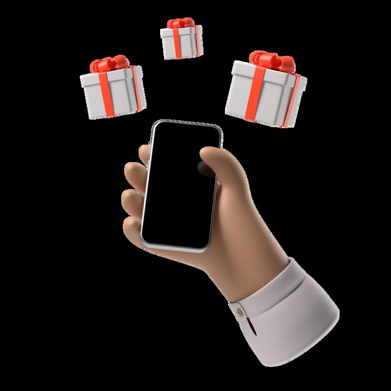 Illustration clipart Cadeaux aux formats PNG, SVG