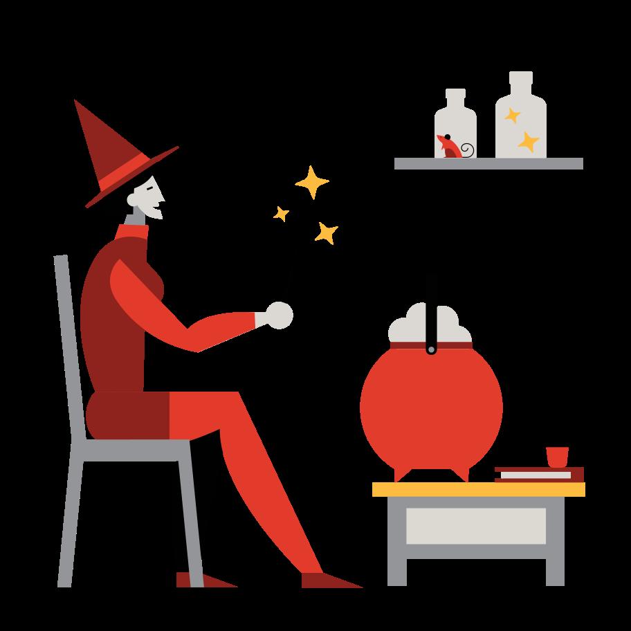 Immagine Vettoriale Magia in PNG e SVG in stile  | Illustrazioni Icons8