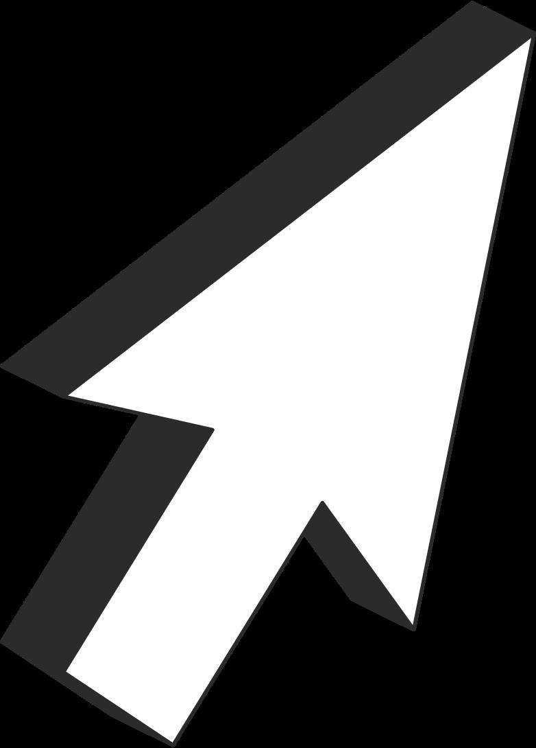cursor Clipart-Grafik als PNG, SVG